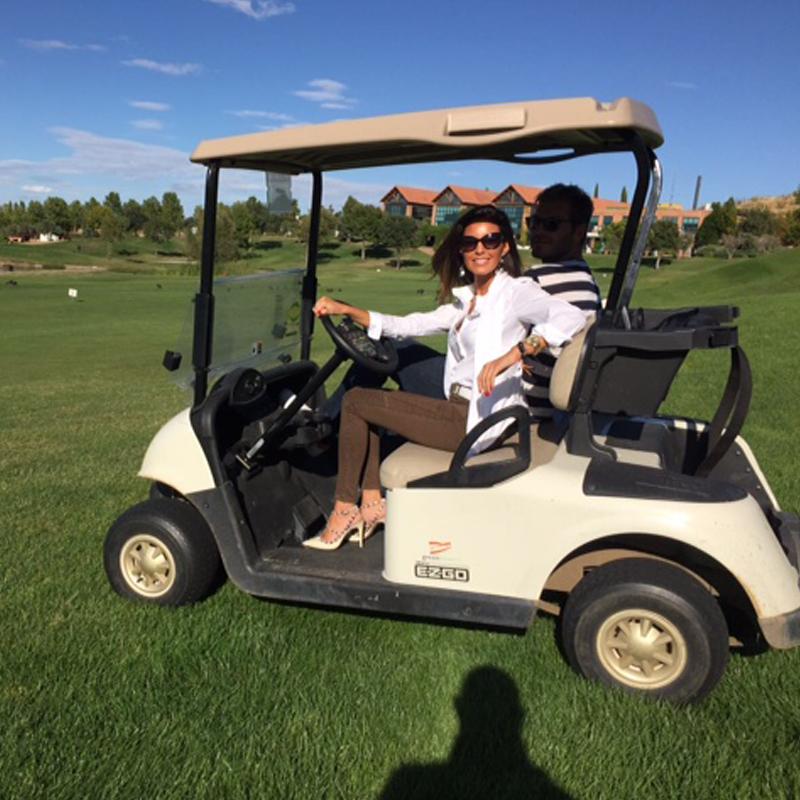 Golf turismo Candela Gomez