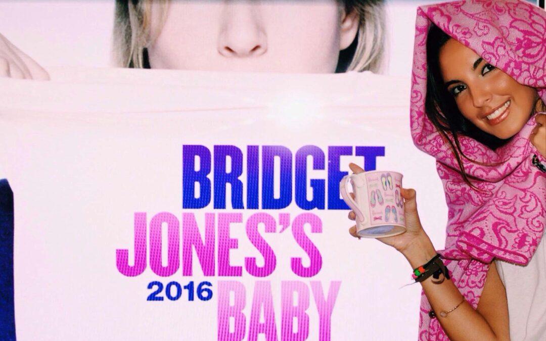 Un helado con Bridget Jones!