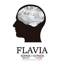 flavia restaurante logo