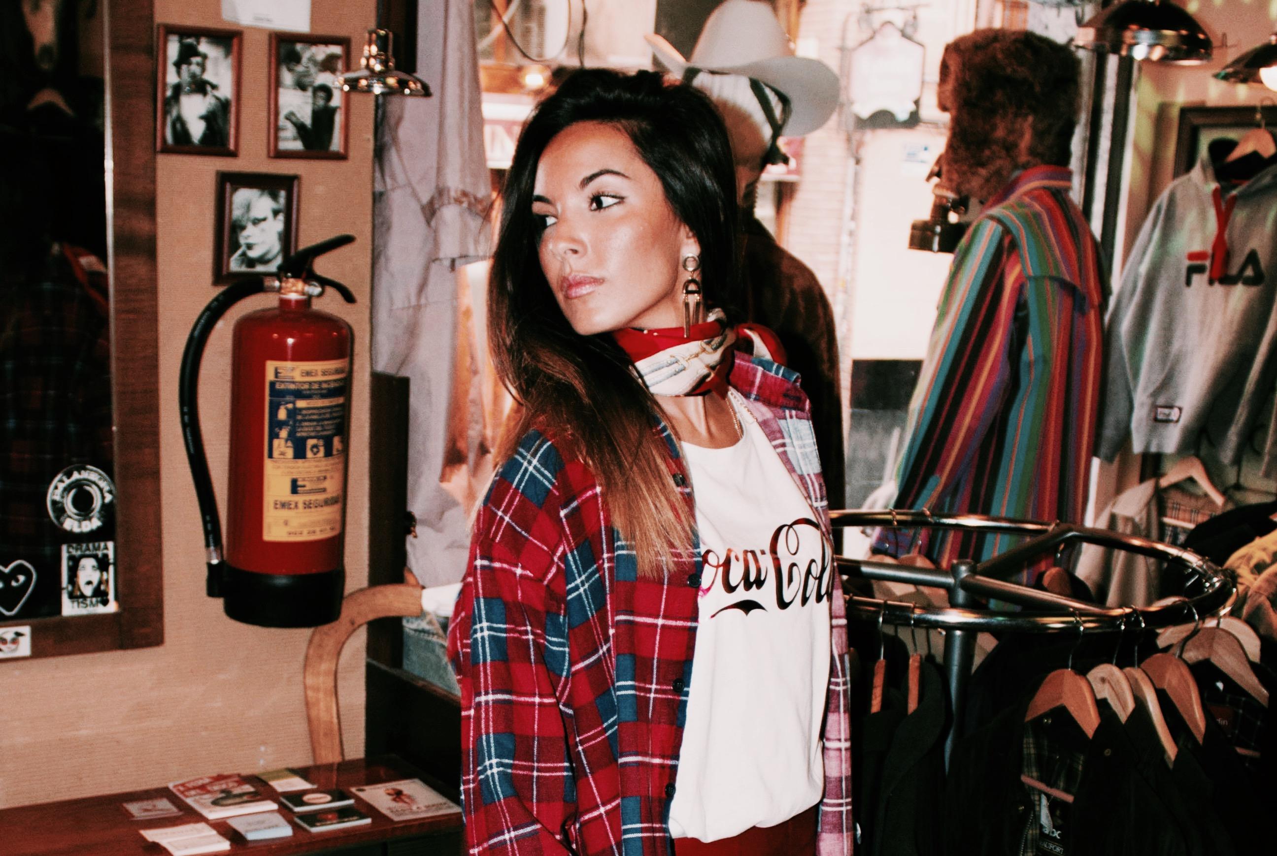 Fashion Blogger Candela Gomez chicas - Madeincandela