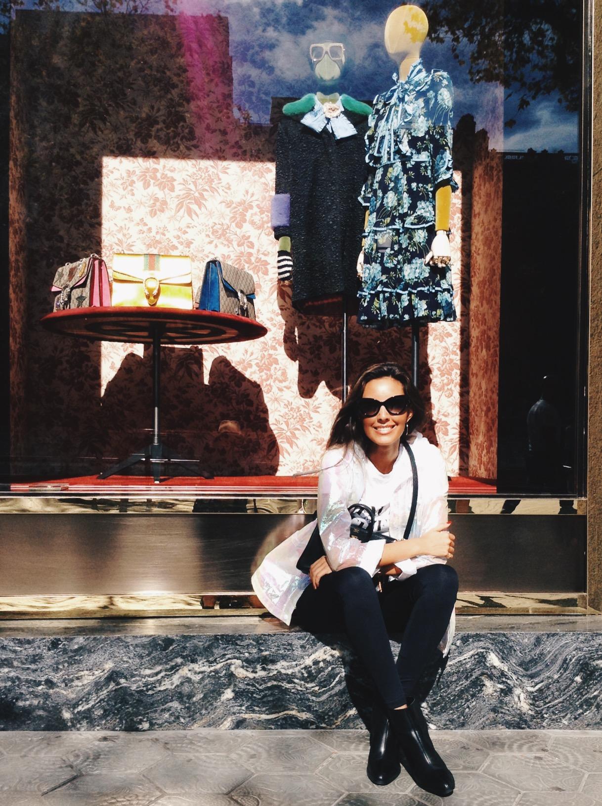 Blogger moda temporada Candela Gomez