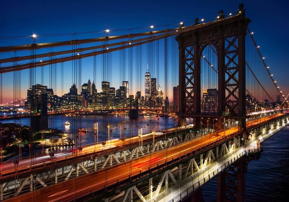 New York puente brooklyn Madeincandela