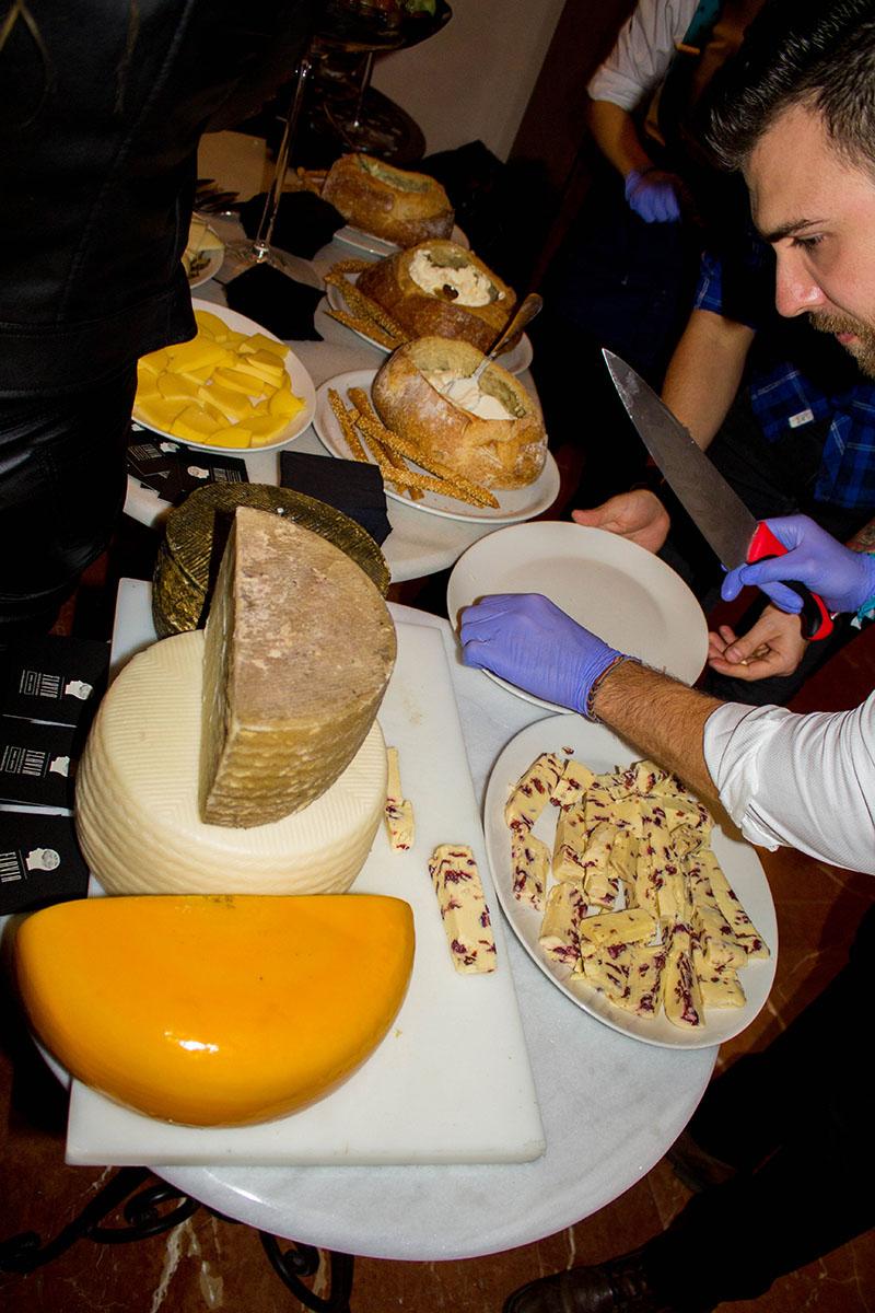 Restaurante Flavia Quesos madeincandela - Madeincandela