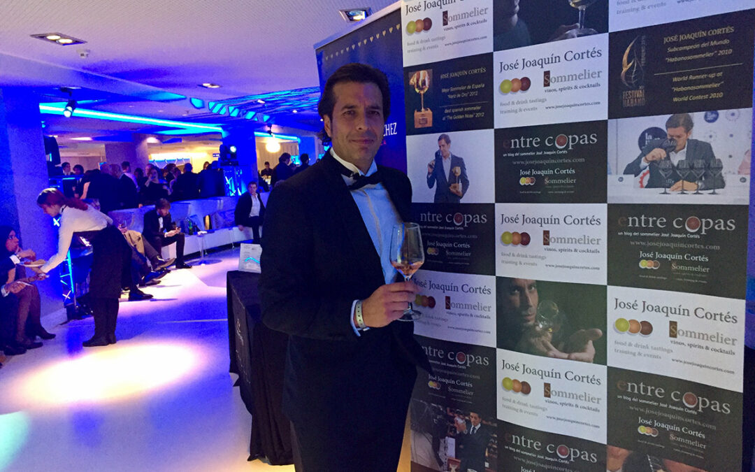 José Joaquín Cortés en los Premios Goya 2017