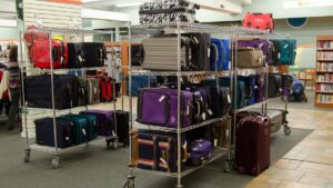 New york city claim baggage MAdeincandela