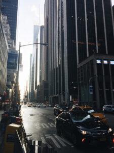 Nueva york calle Madeincandela