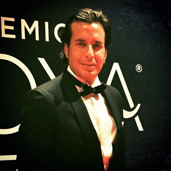 Premios Goya 2017 con José Joaquín Cortés