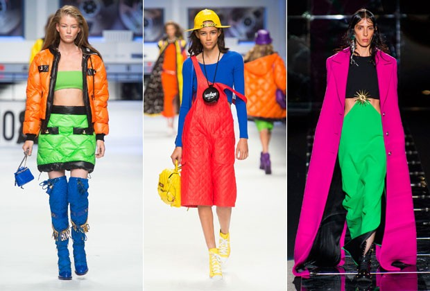 Moda tendencia 2017 COLOR BLOCK-EL hit de la primavera 2017
