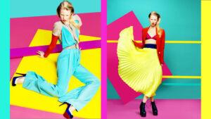 Moda Primavera 2017 COLOR-BLOCK-EL-hit-de-la-primavera 2017