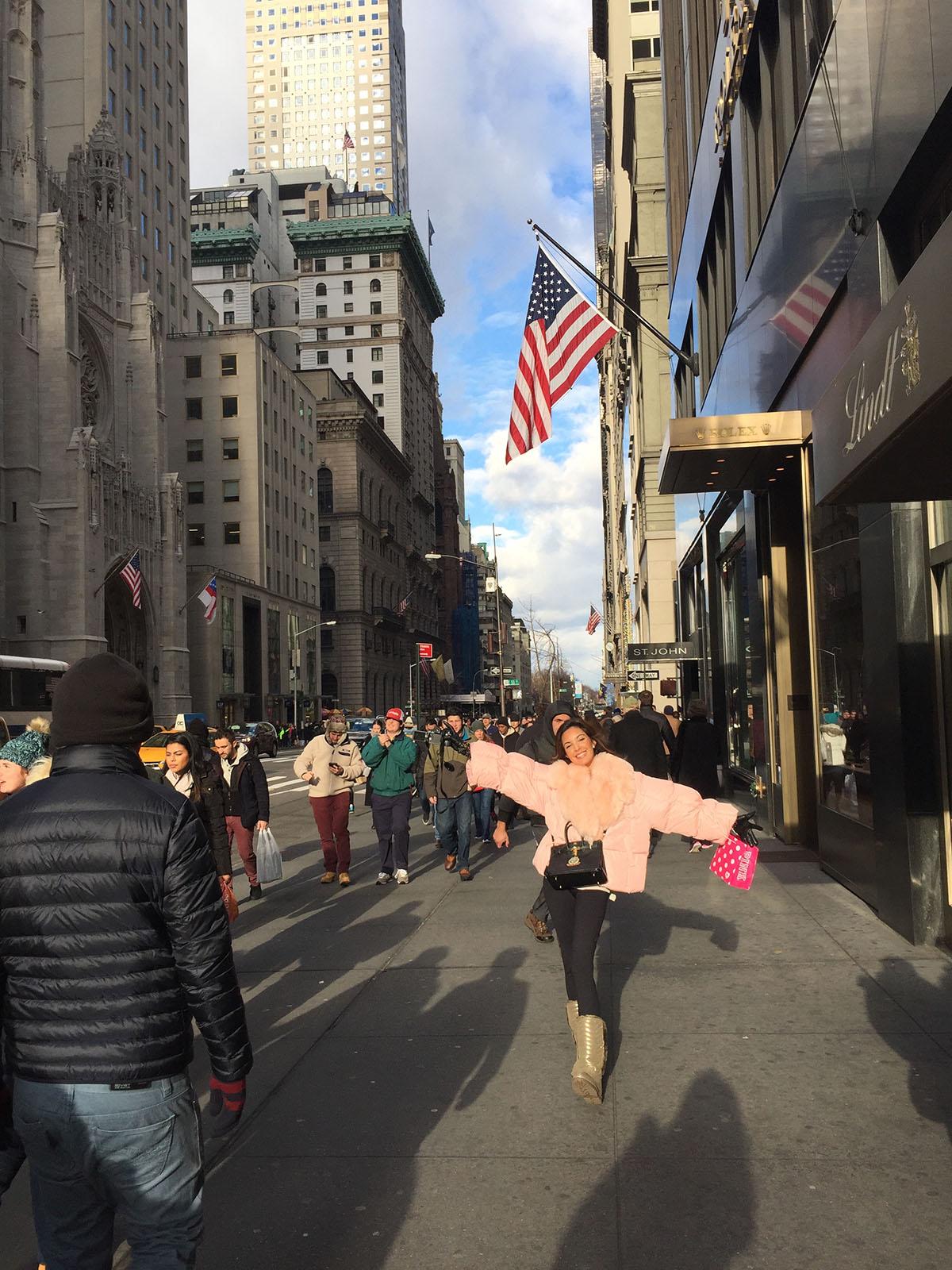 Candela Gomez Vivir en NYC - Tu guía para sobrevivir en NYC turismo