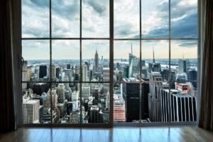 ventana Nueva york turismo madeincandela