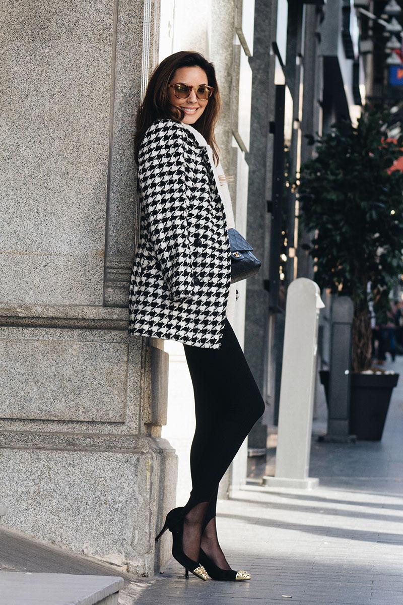 Pantalones fuseau - Candela Gomez
