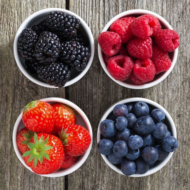 Merienda con Frutas