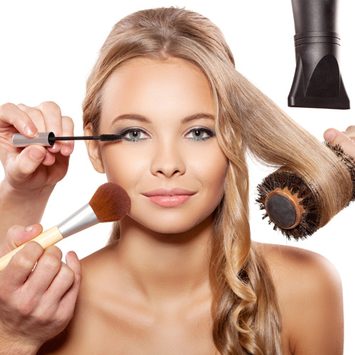Asesor de imagen personal shopper maquillaje peinado