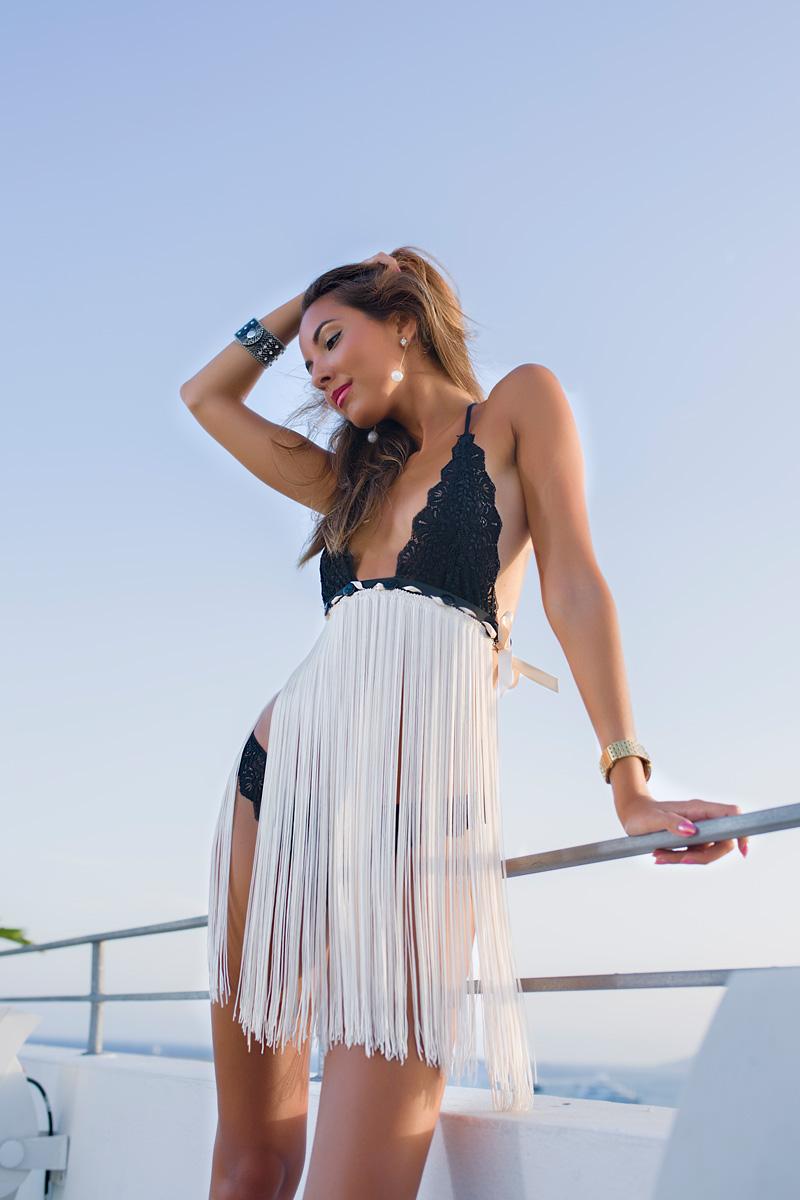 Candela Gomez Lencería Fina Trinidades Ibiza