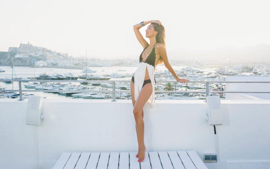 Trinidades Ibiza, una diseñadora con arte, de magia.