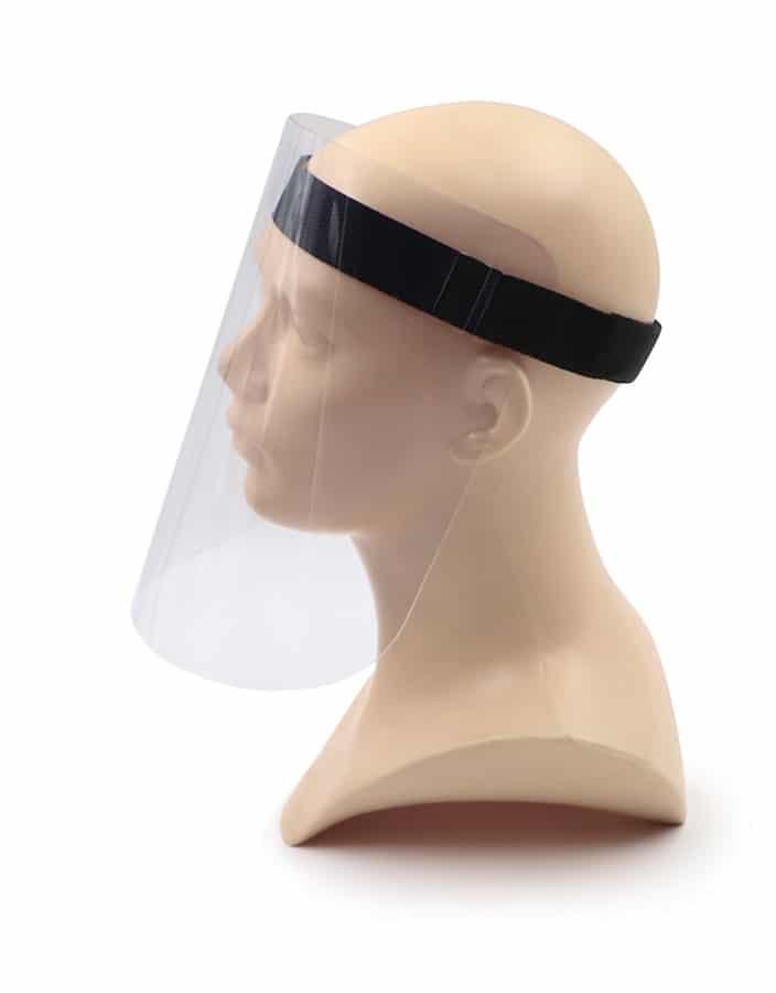 Máscara para protección facial