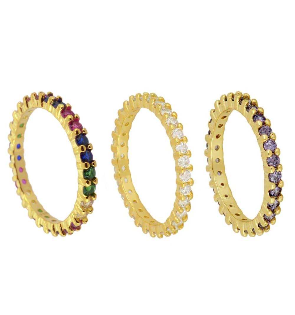 Golden Rings package